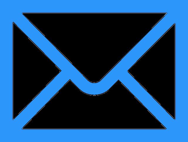 Nous contacter par email